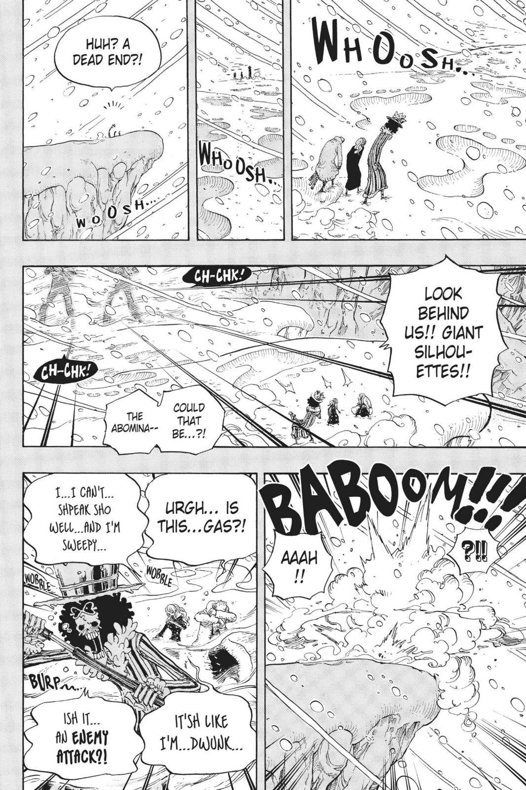 One Piece Chapter 669 Page 4