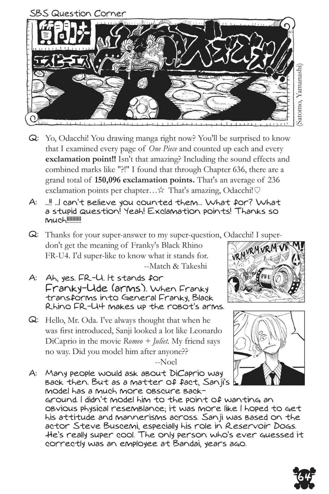 One Piece Chapter 670 Page 18