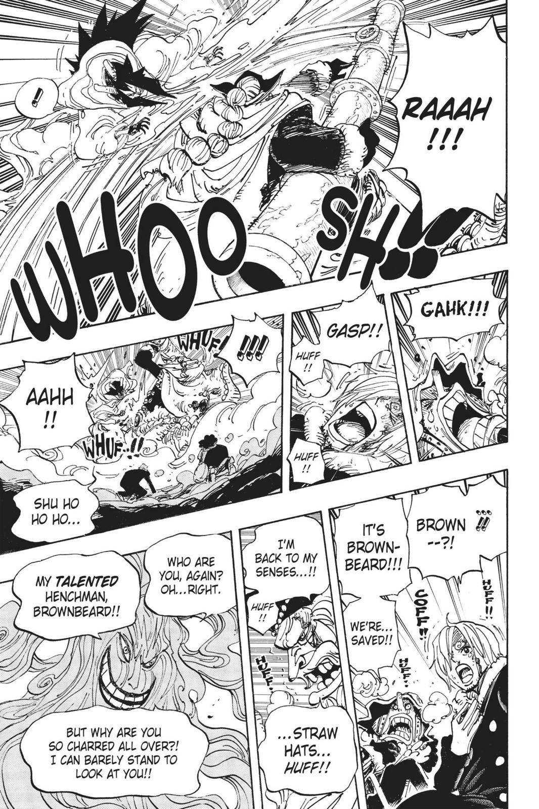 One Piece Chapter 674 Page 11