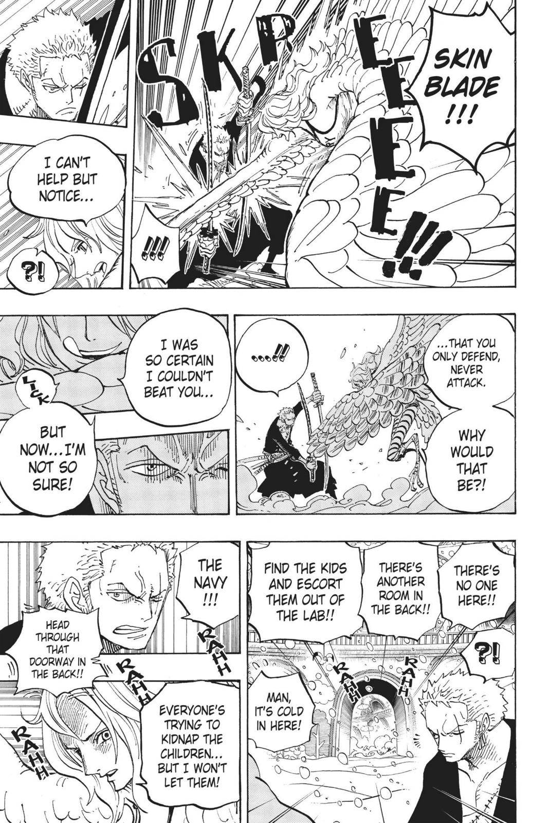 One Piece Chapter 686 Page 15