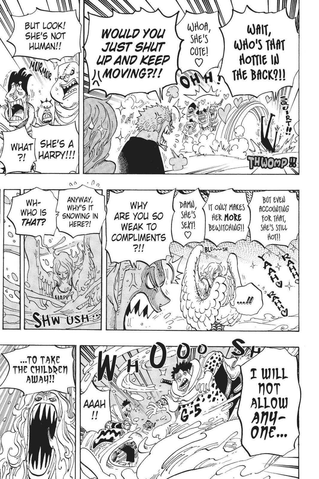One Piece Chapter 686 Page 17