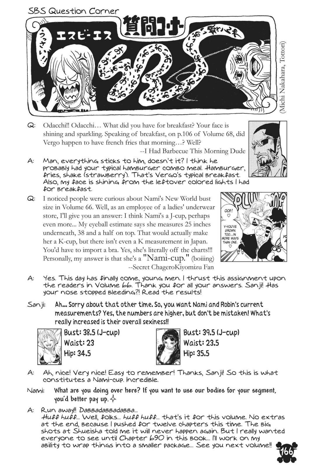One Piece Chapter 686 Page 20
