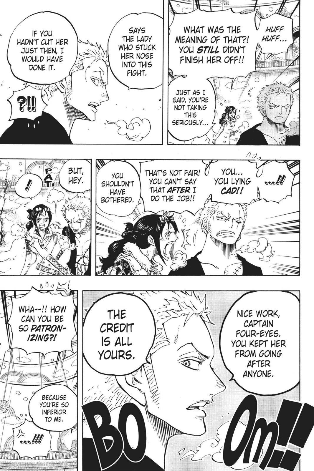 One Piece Chapter 687 Page 18