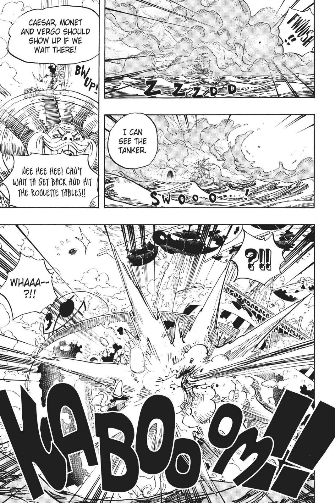 One Piece Chapter 692 Page 16