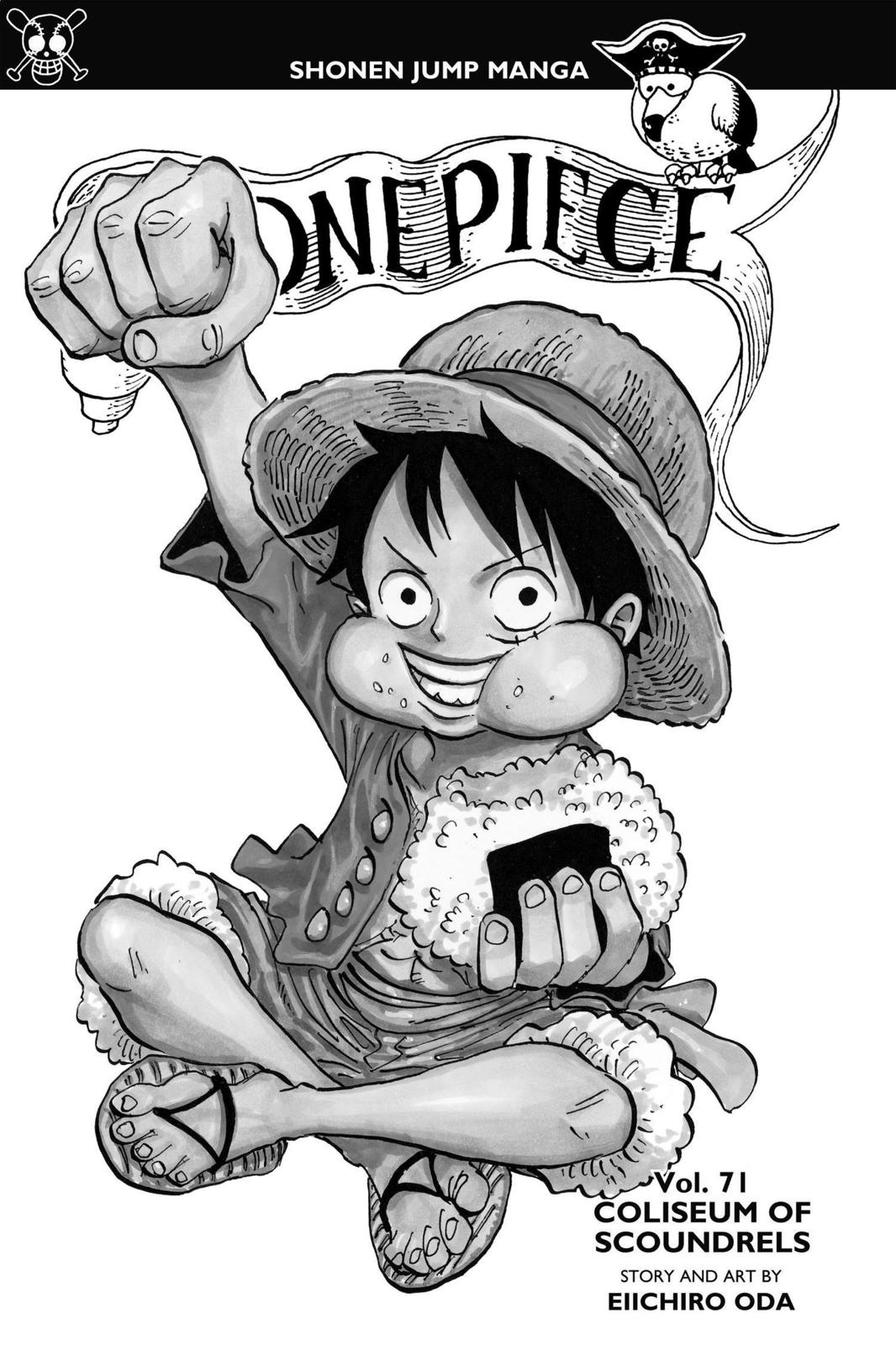 One Piece Chapter 701 Page 4