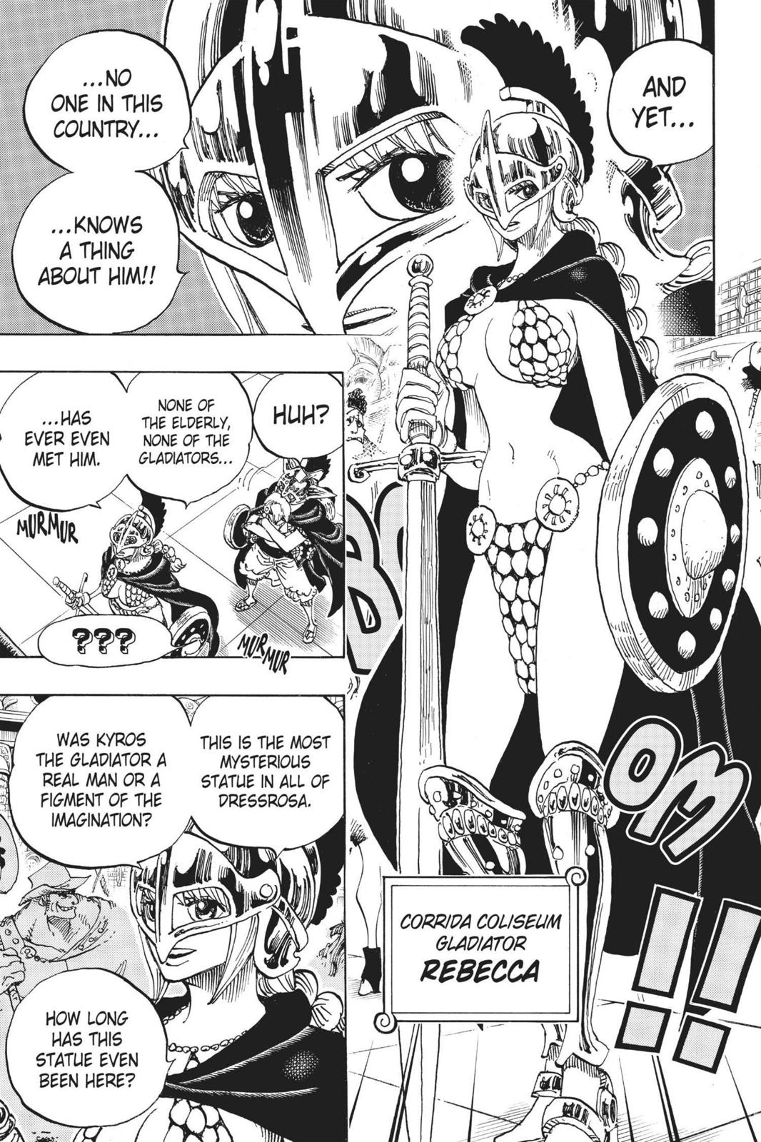 One Piece Chapter 704 Page 15