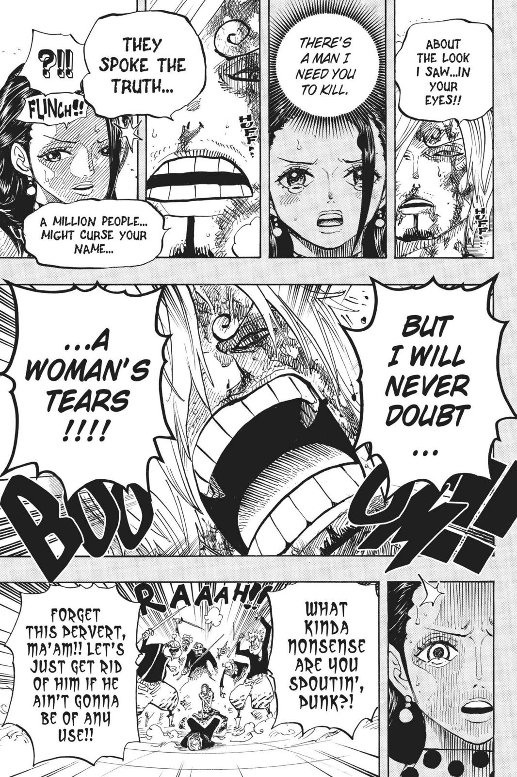 One Piece Chapter 712 Page 13