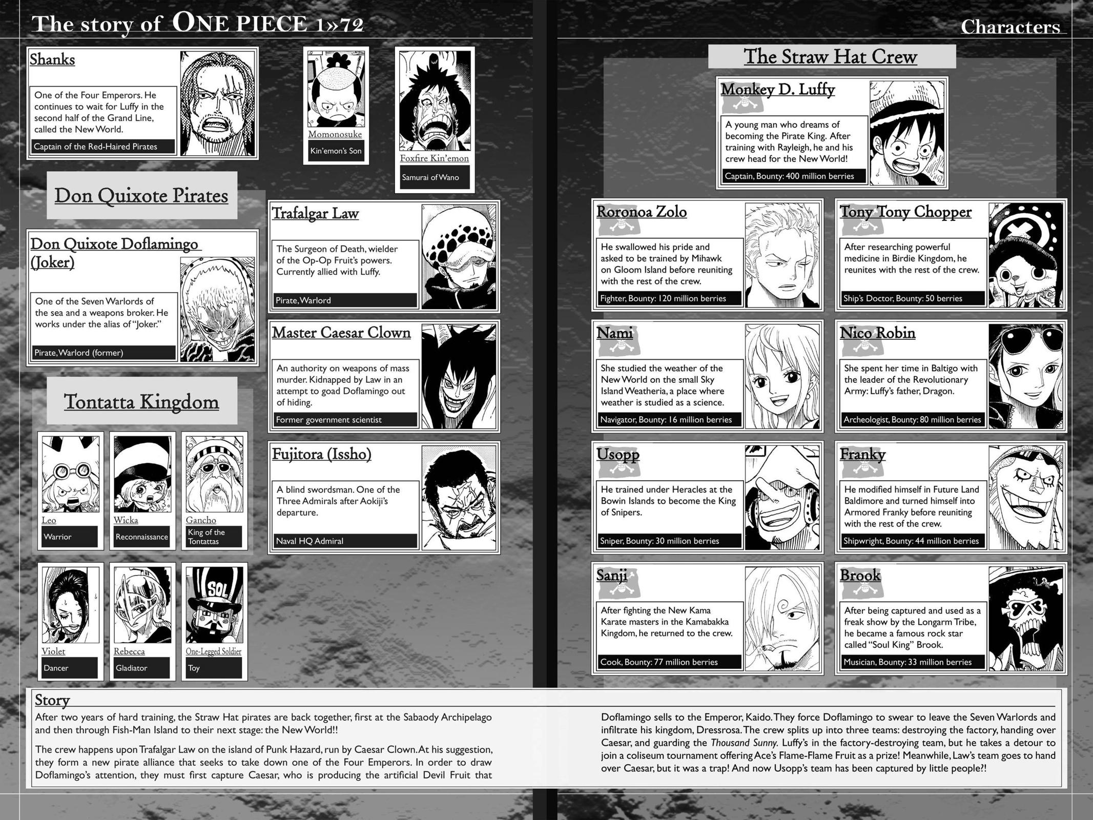 One Piece Chapter 712 Page 5