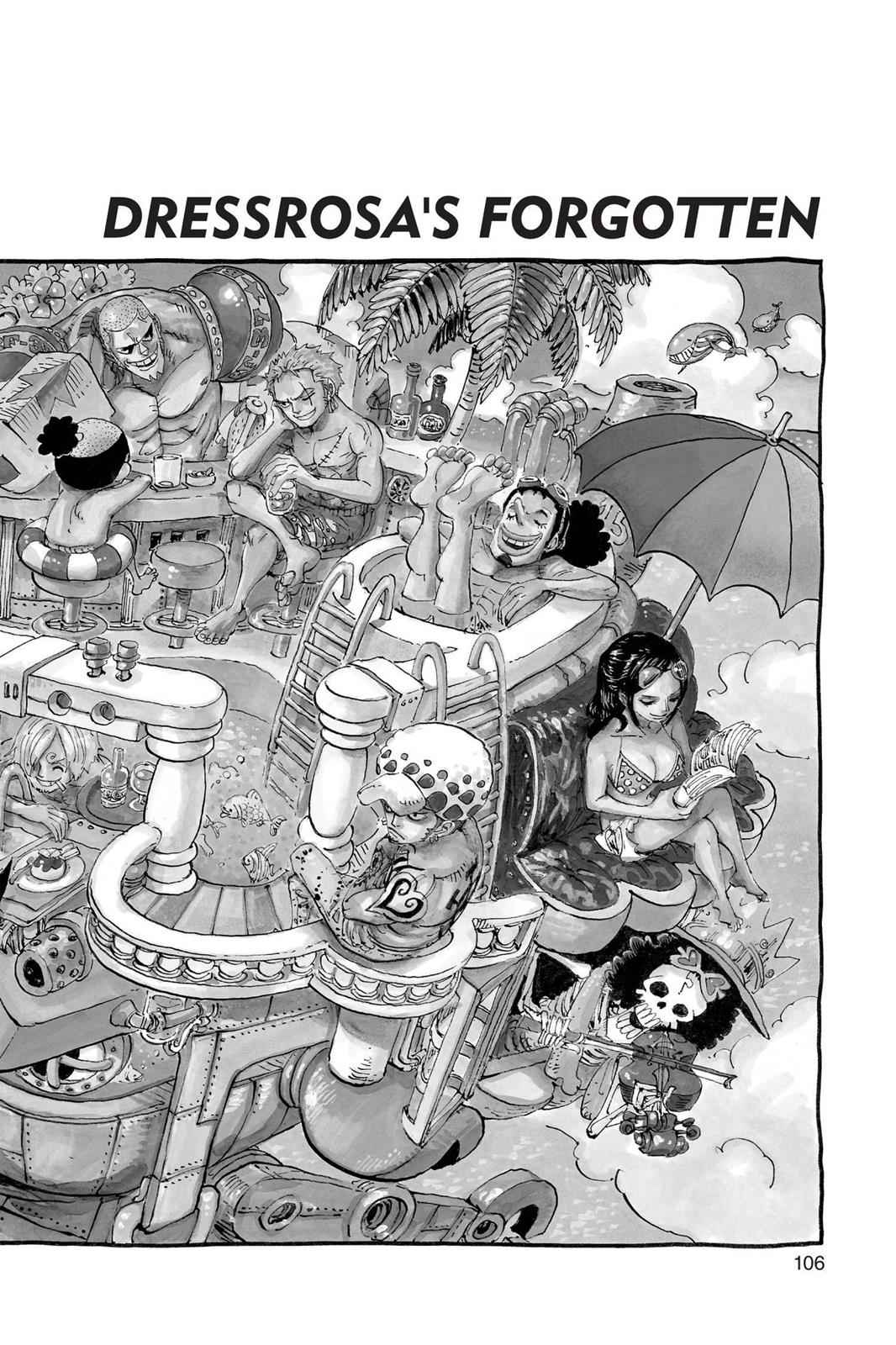 One Piece Chapter 717 Page 1