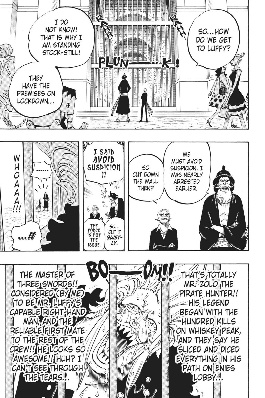One Piece Chapter 723 Page 3