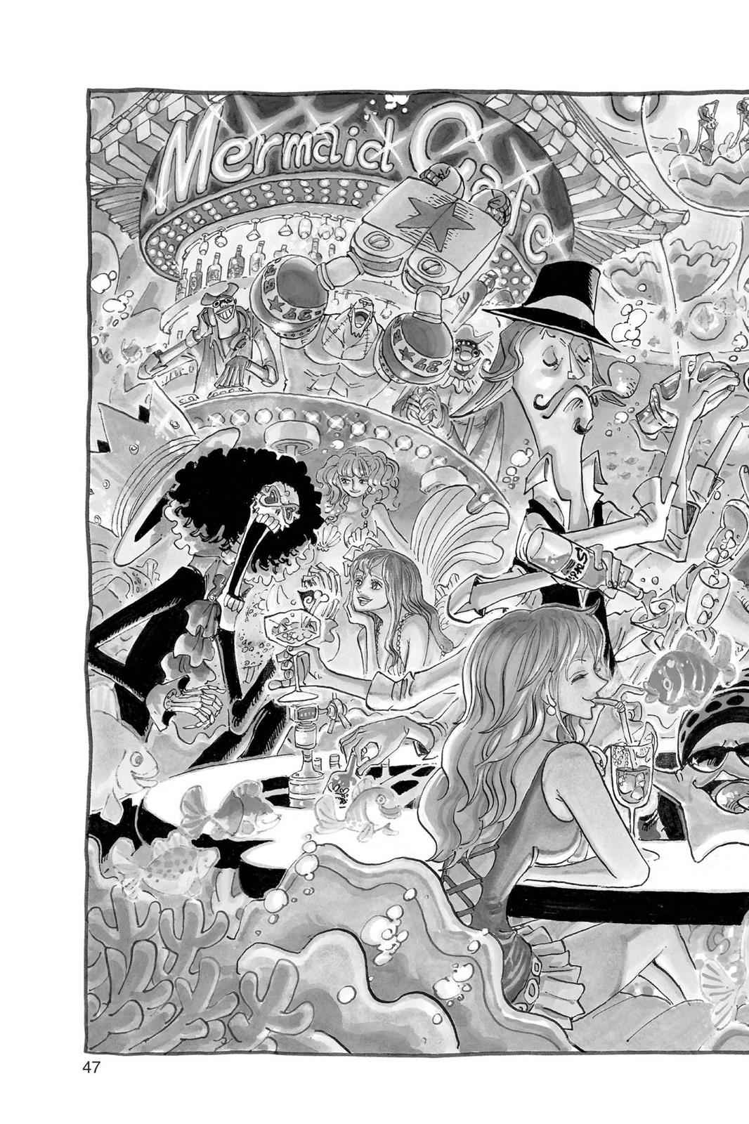 One Piece Chapter 724 Page 2