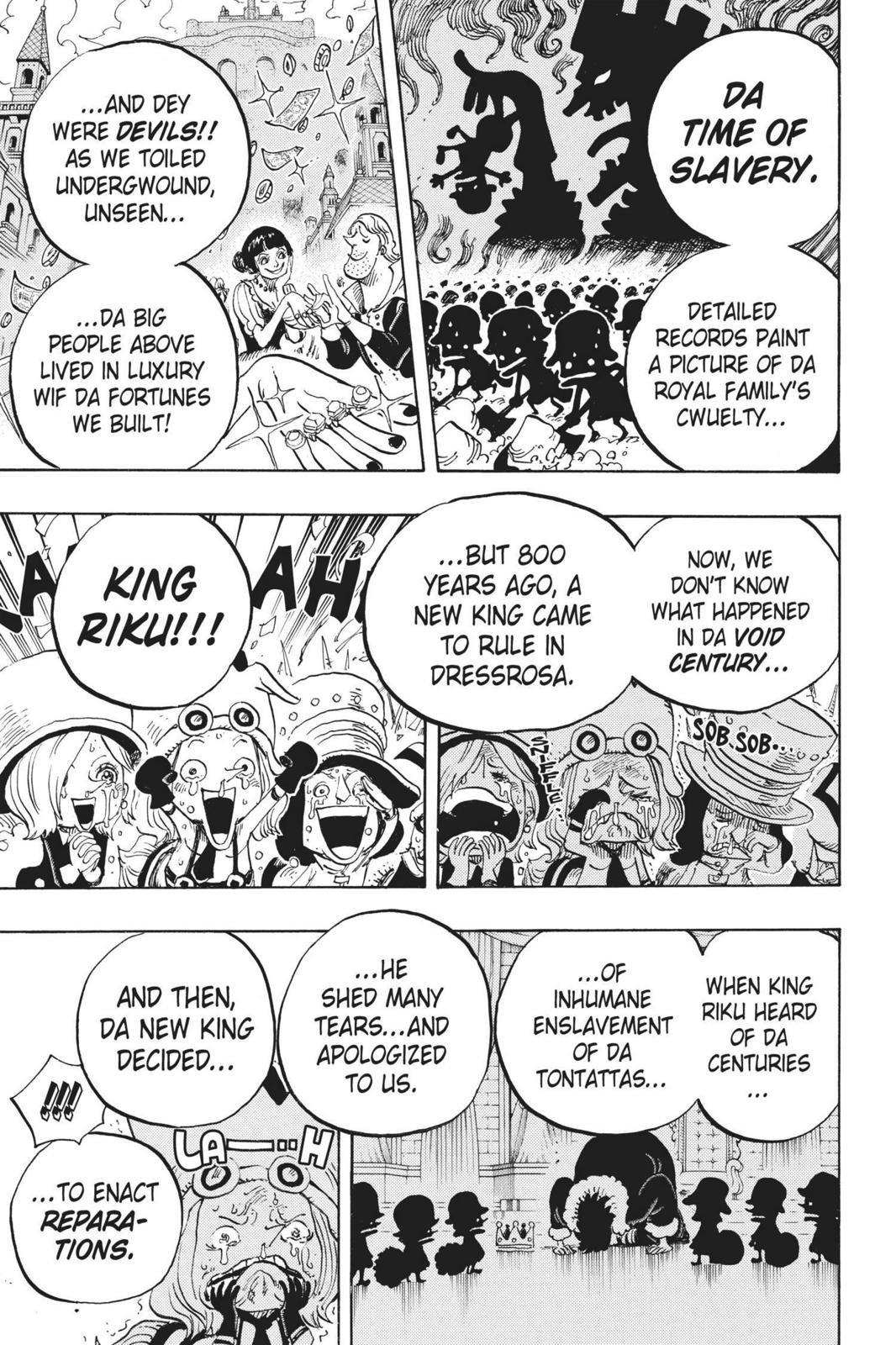 One Piece Chapter 726 Page 15