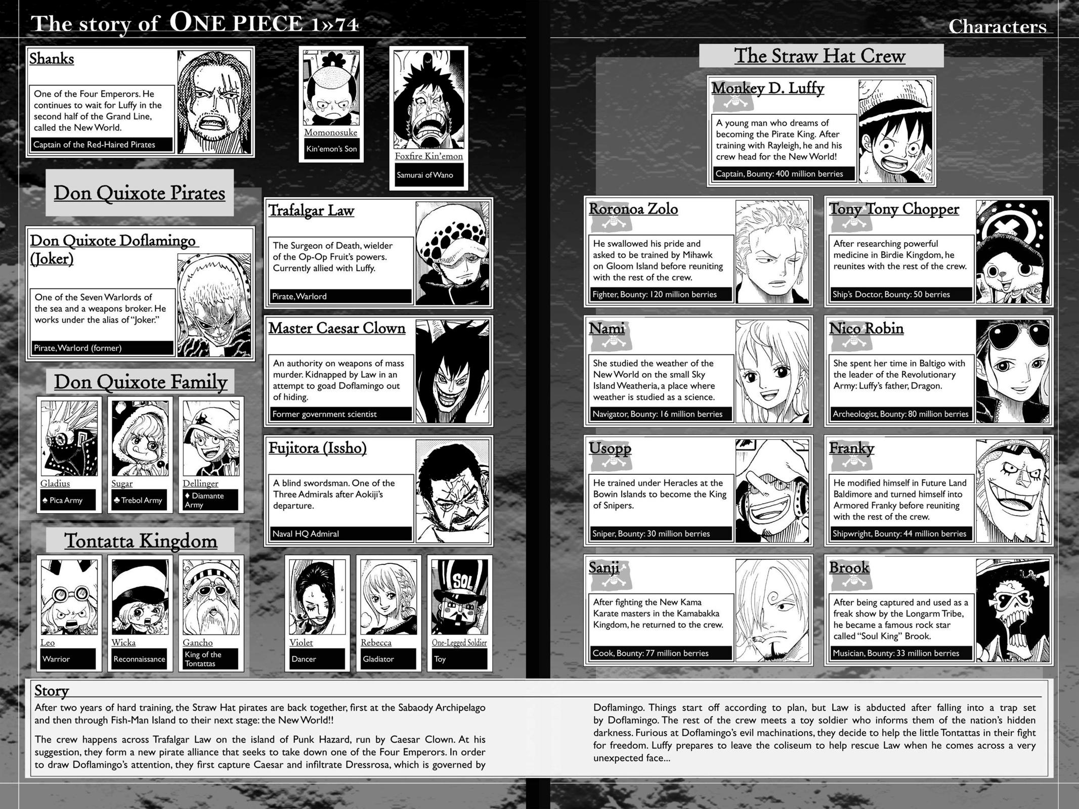 One Piece Chapter 732 Page 5