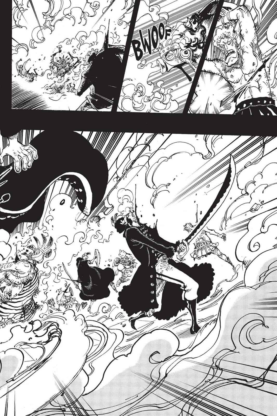 One Piece Chapter 734 Page 10
