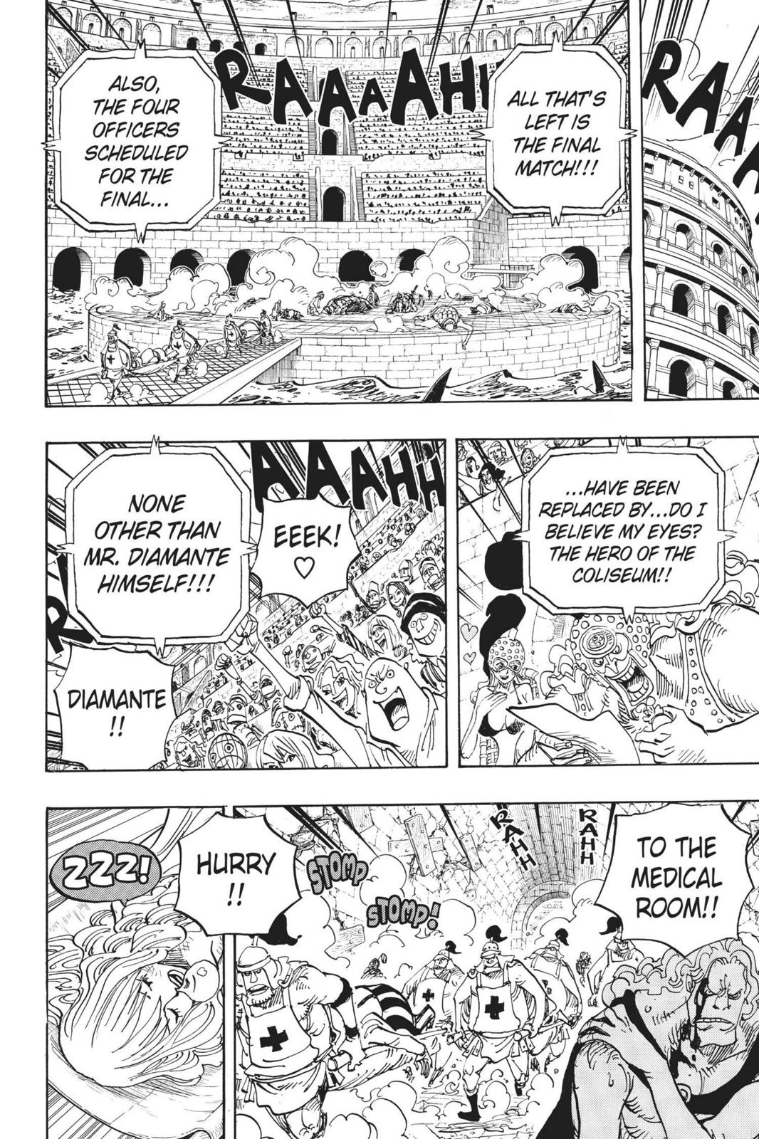 One Piece Chapter 735 Page 2
