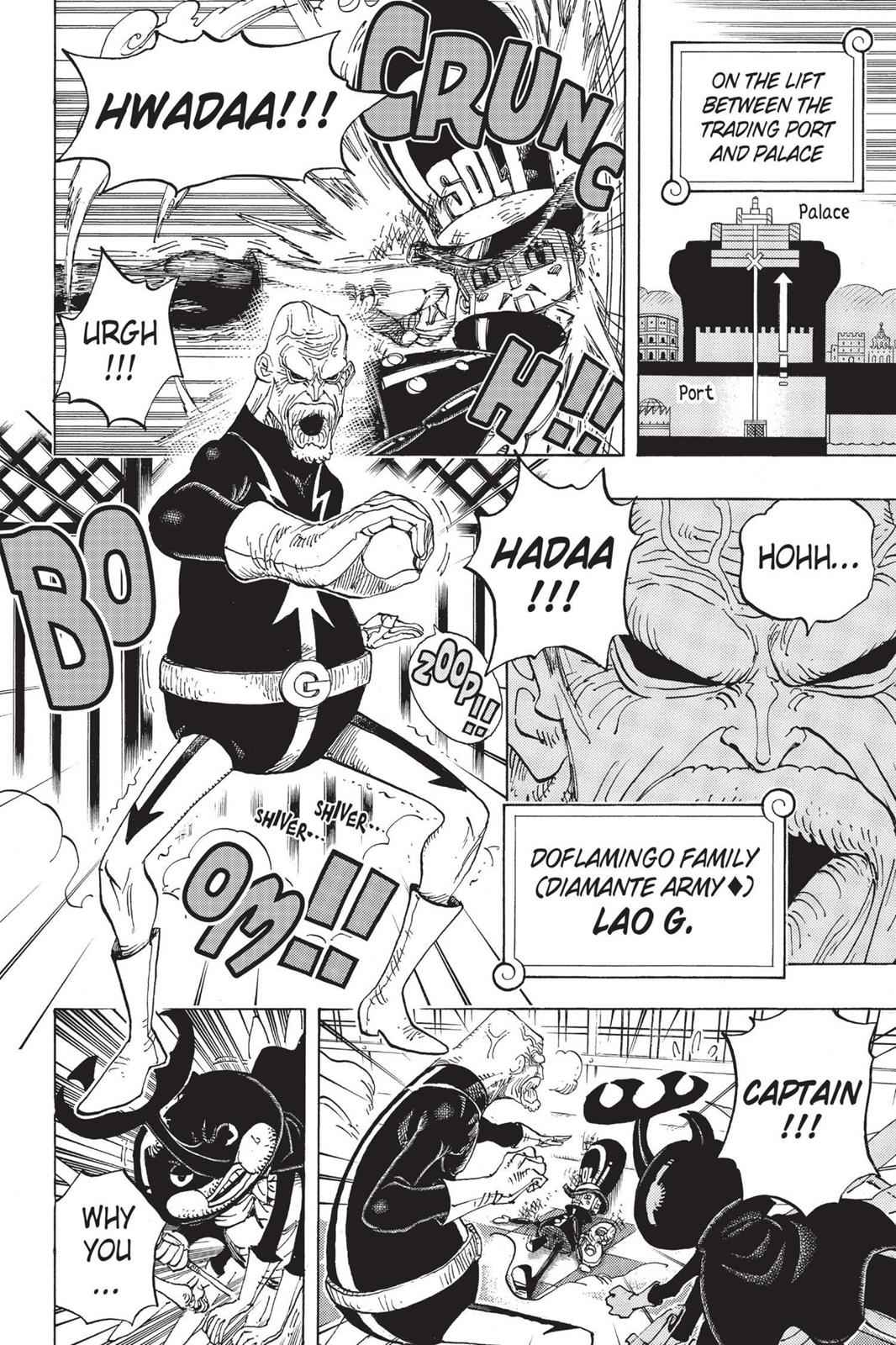 One Piece Chapter 736 Page 16