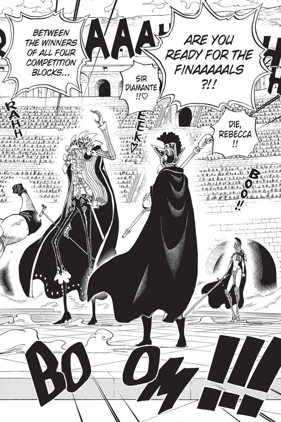 One Piece Chapter 736 Page 2