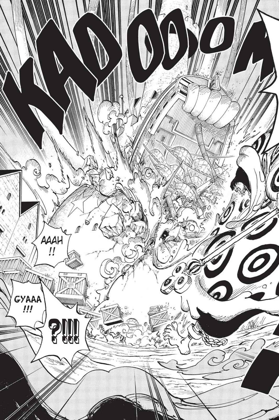 One Piece Chapter 738 Page 19