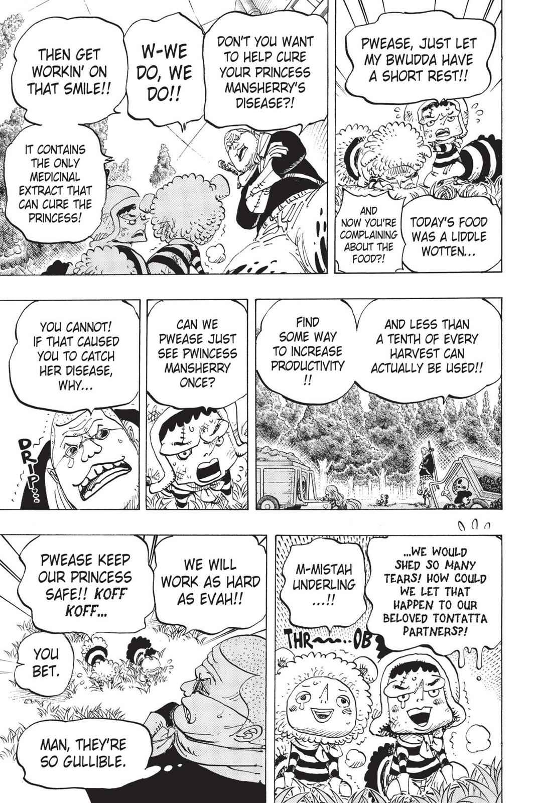 One Piece Chapter 738 Page 7