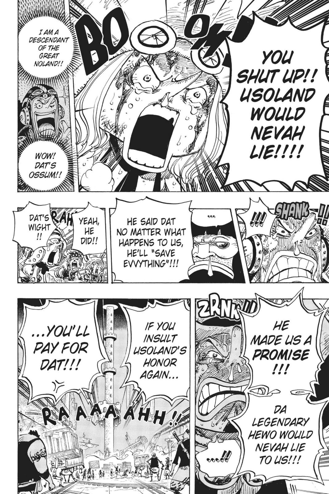 One Piece Chapter 741 Page 8