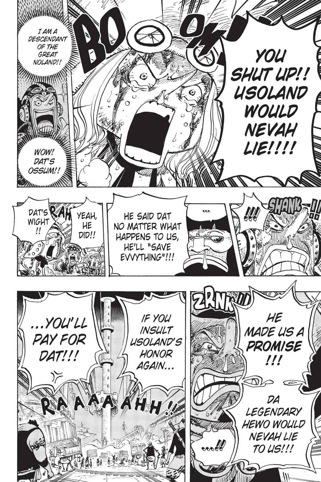 One Piece Chapter 741 Page 9