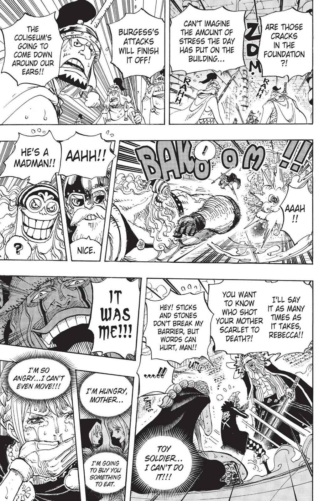 One Piece Chapter 742 Page 15