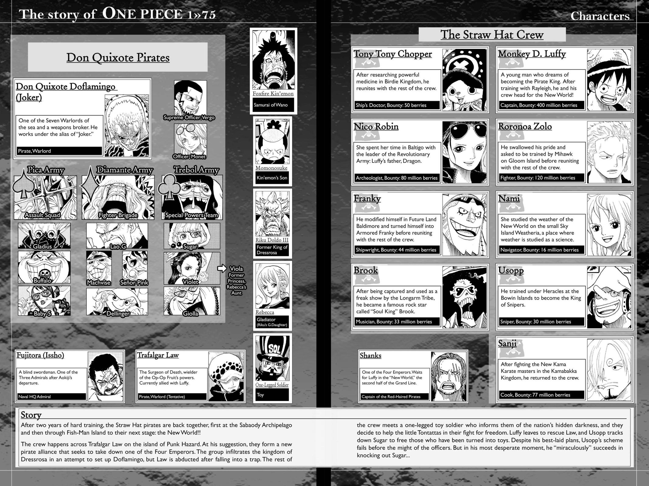 One Piece Chapter 743 Page 5
