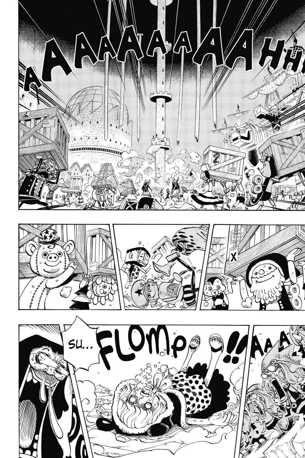 One Piece Chapter 743 Page 8