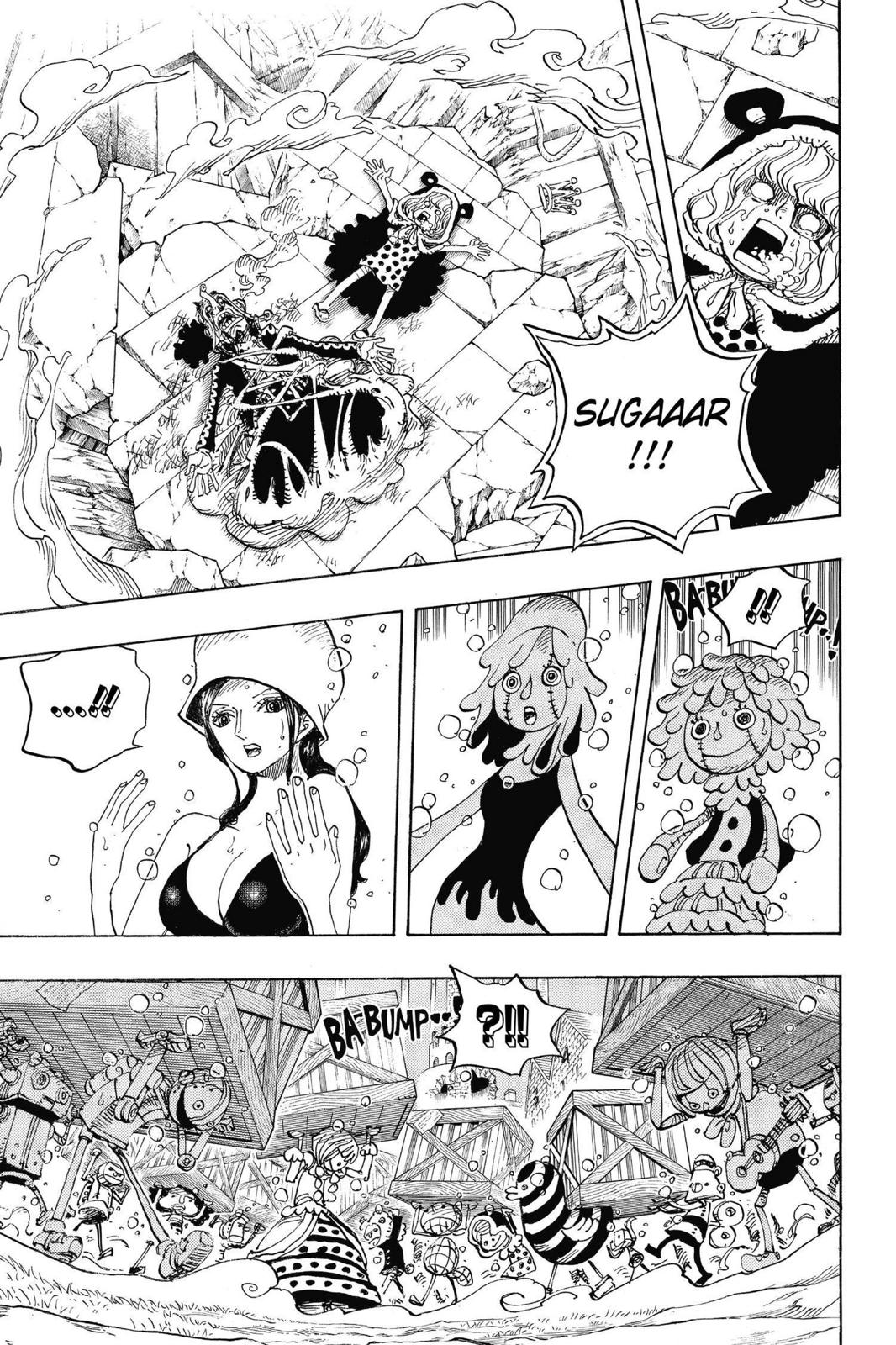 One Piece Chapter 743 Page 9