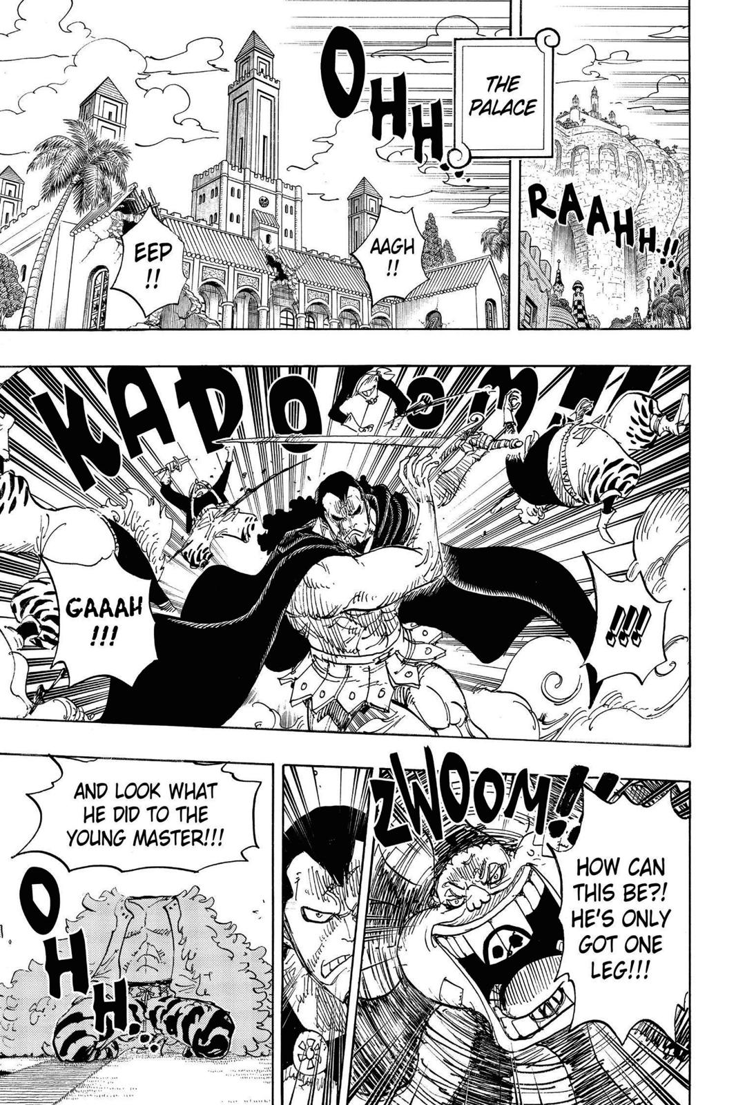One Piece Chapter 744 Page 14