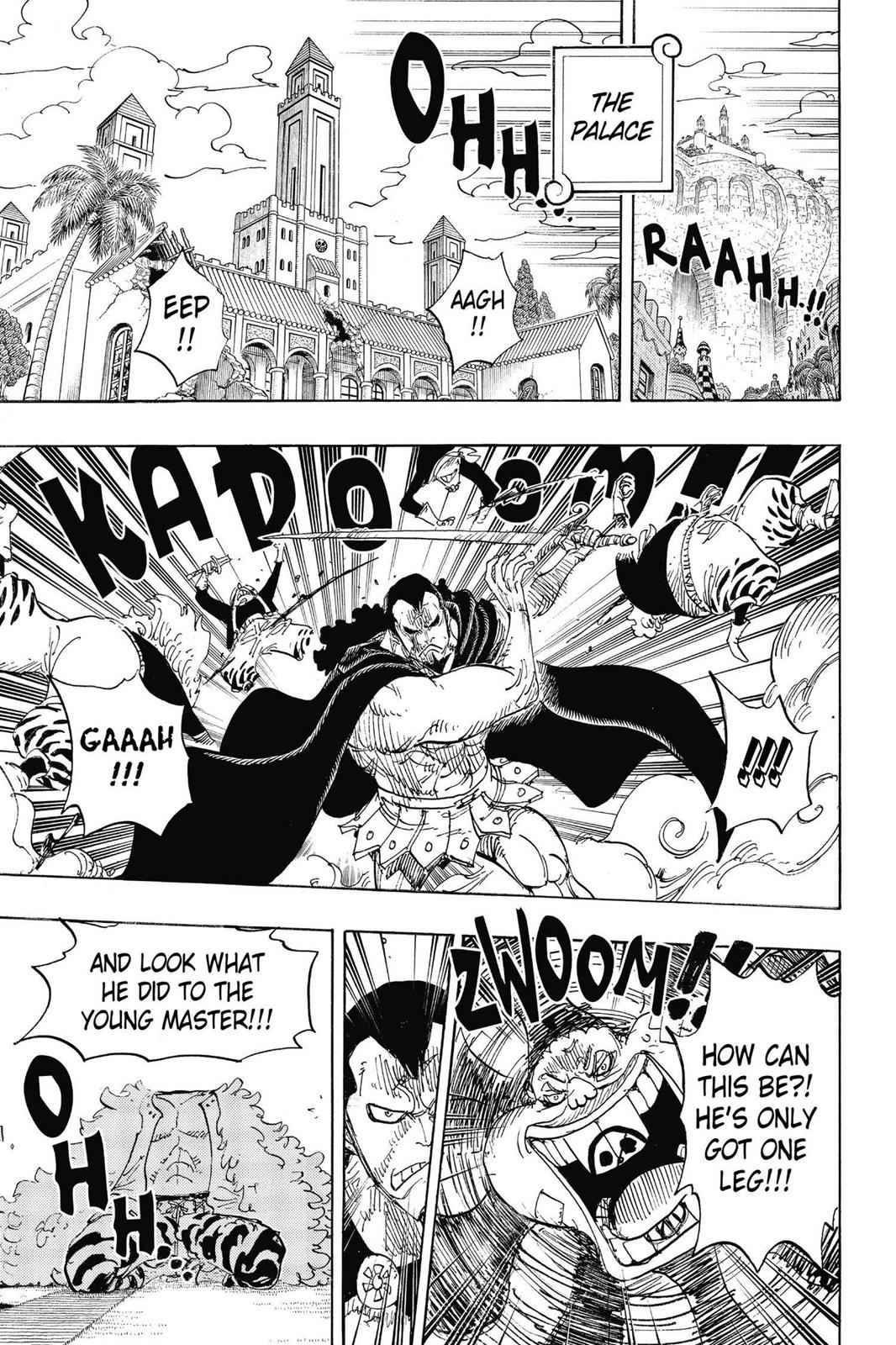 One Piece Chapter 744 Page 15