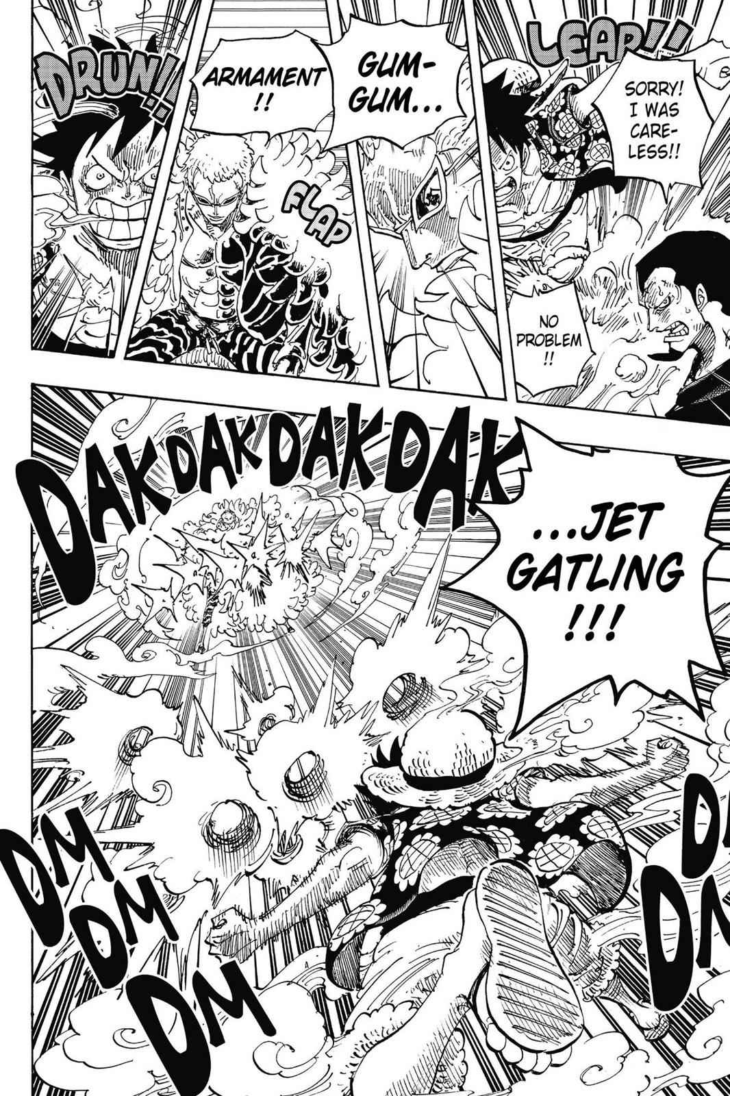 One Piece Chapter 745 Page 9