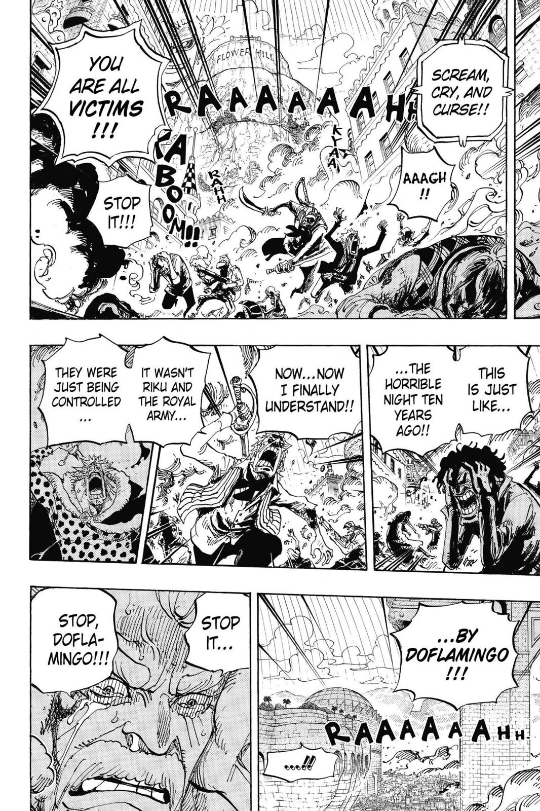 One Piece Chapter 746 Page 6