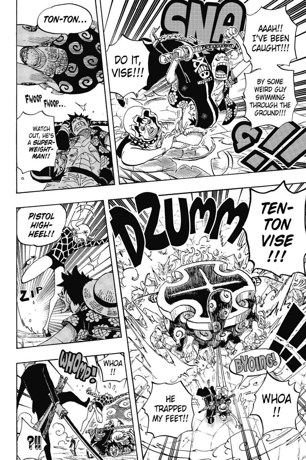 One Piece Chapter 747 Page 14