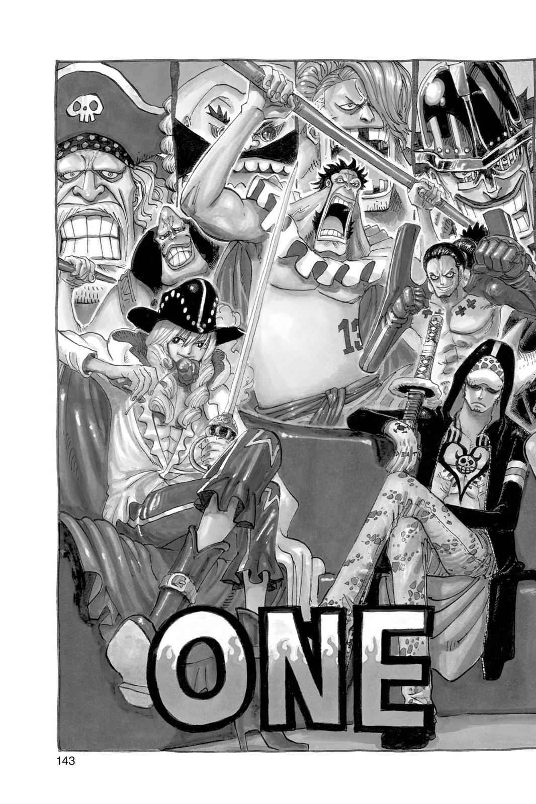 One Piece Chapter 750 Page 2