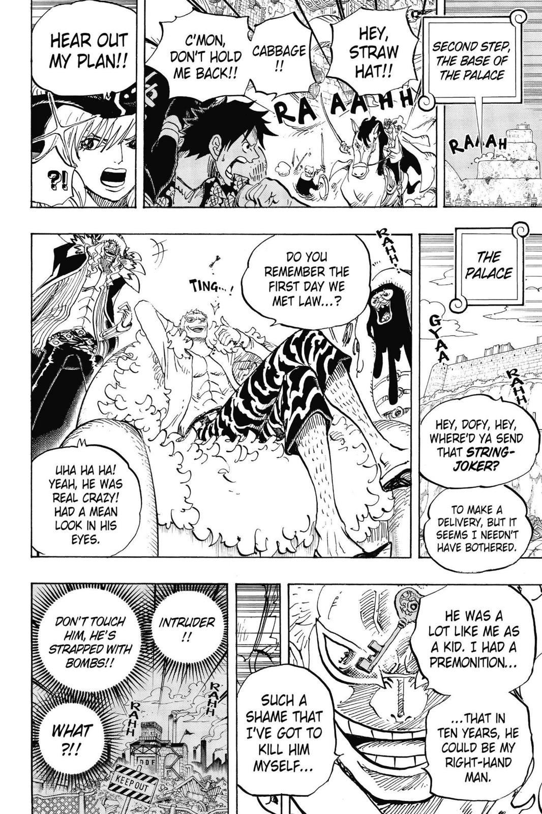 One Piece Chapter 752 Page 15