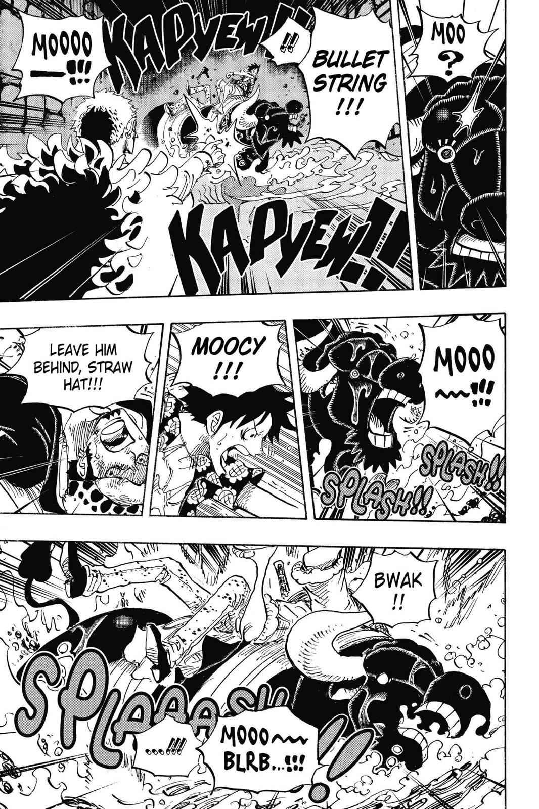 One Piece Chapter 752 Page 3