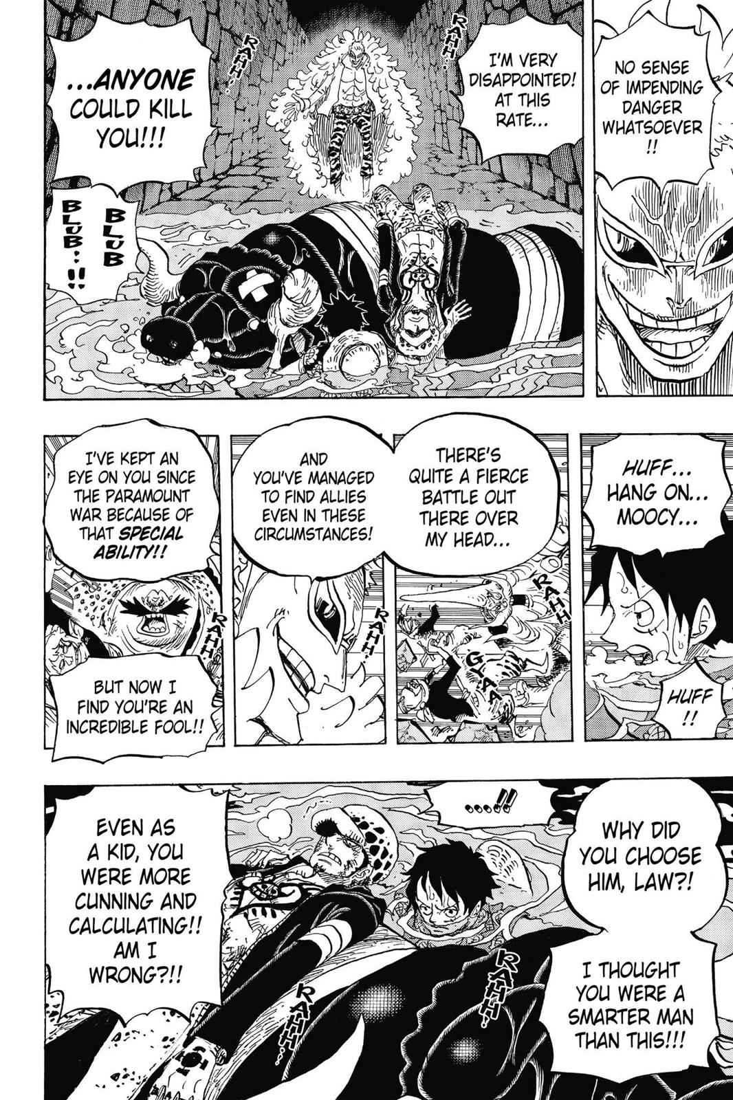 One Piece Chapter 752 Page 4