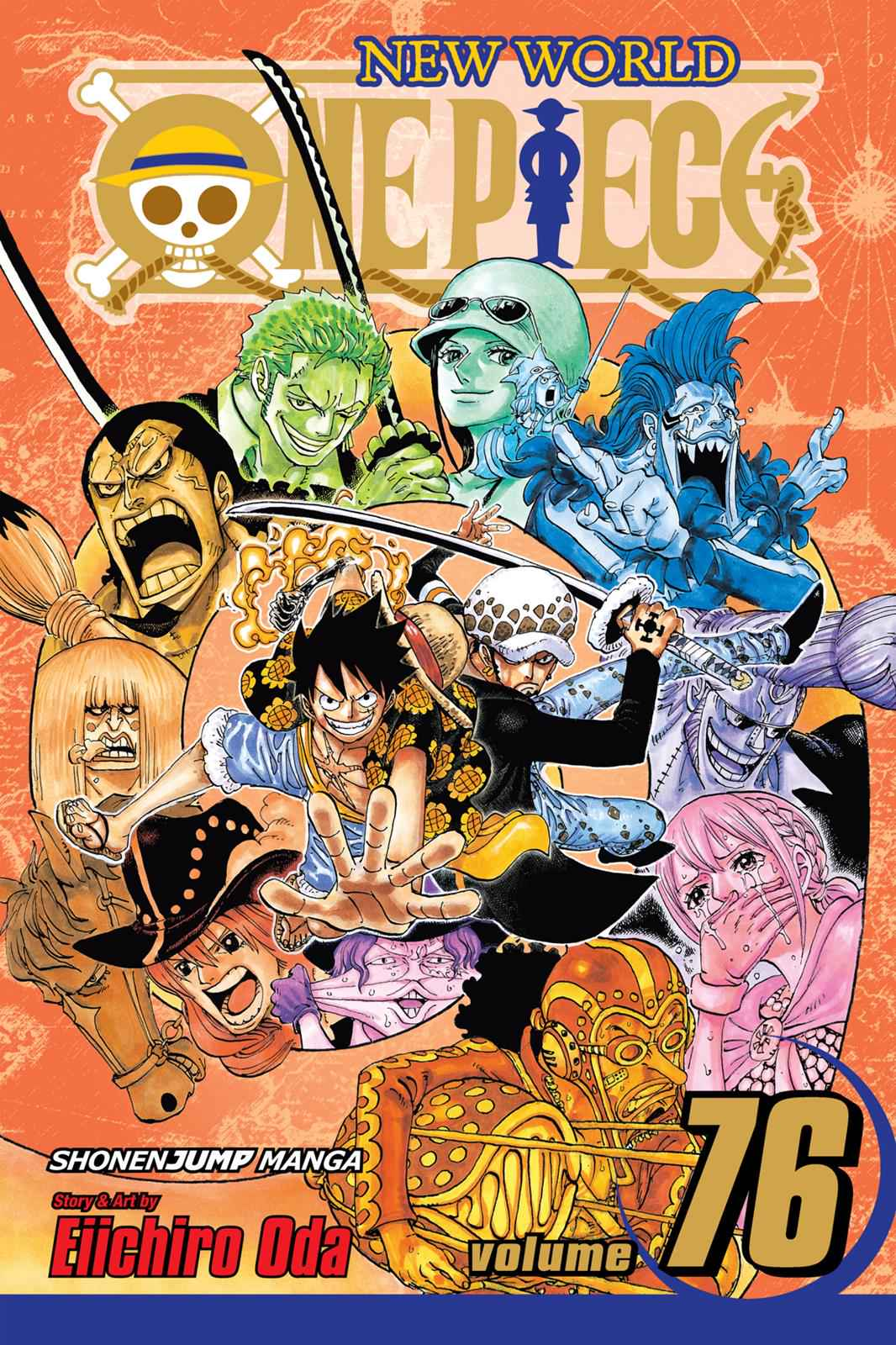 One Piece Chapter 753 Page 1