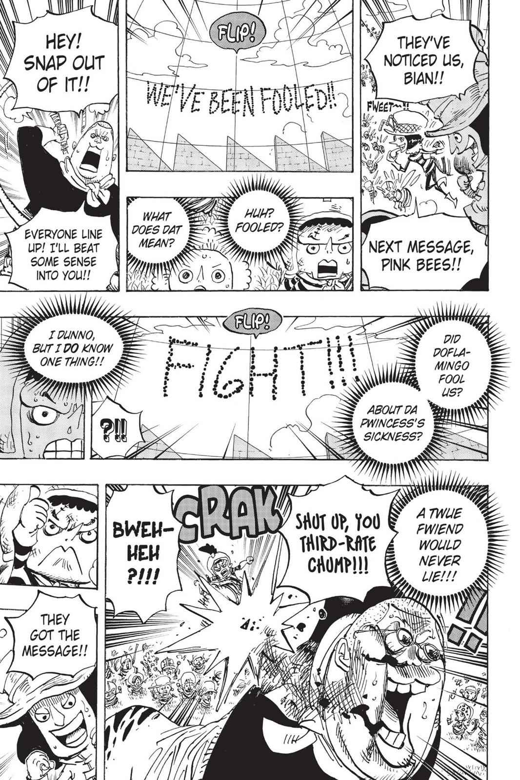 One Piece Chapter 753 Page 18