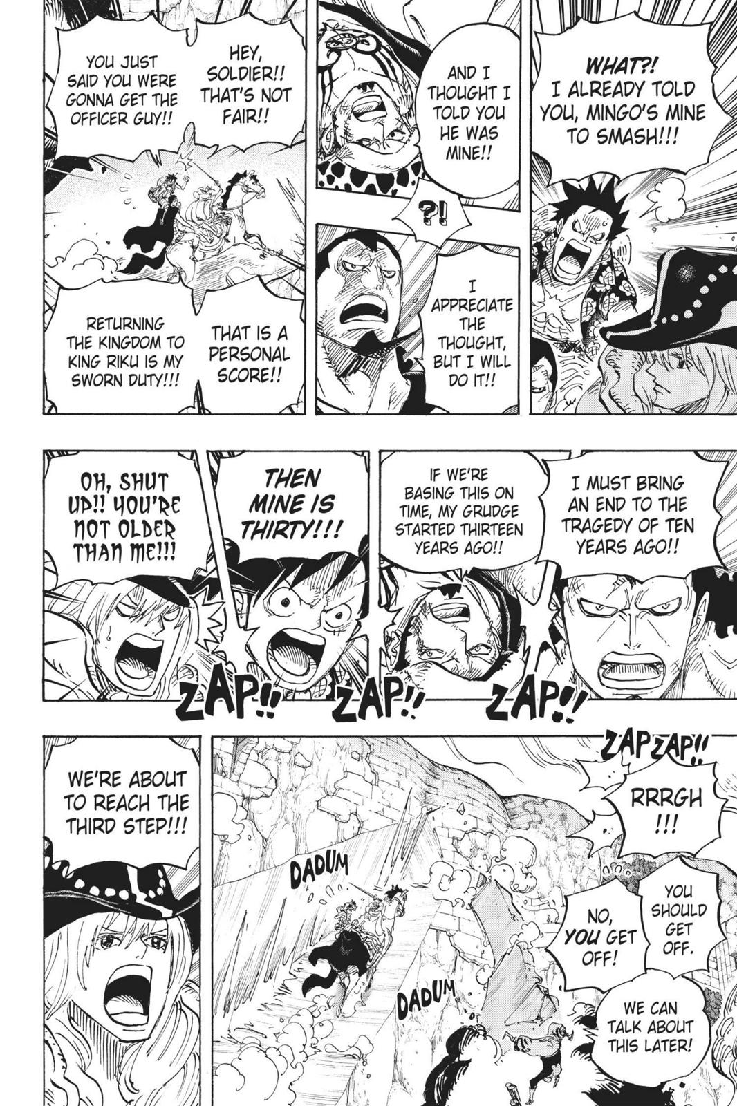One Piece Chapter 754 Page 10