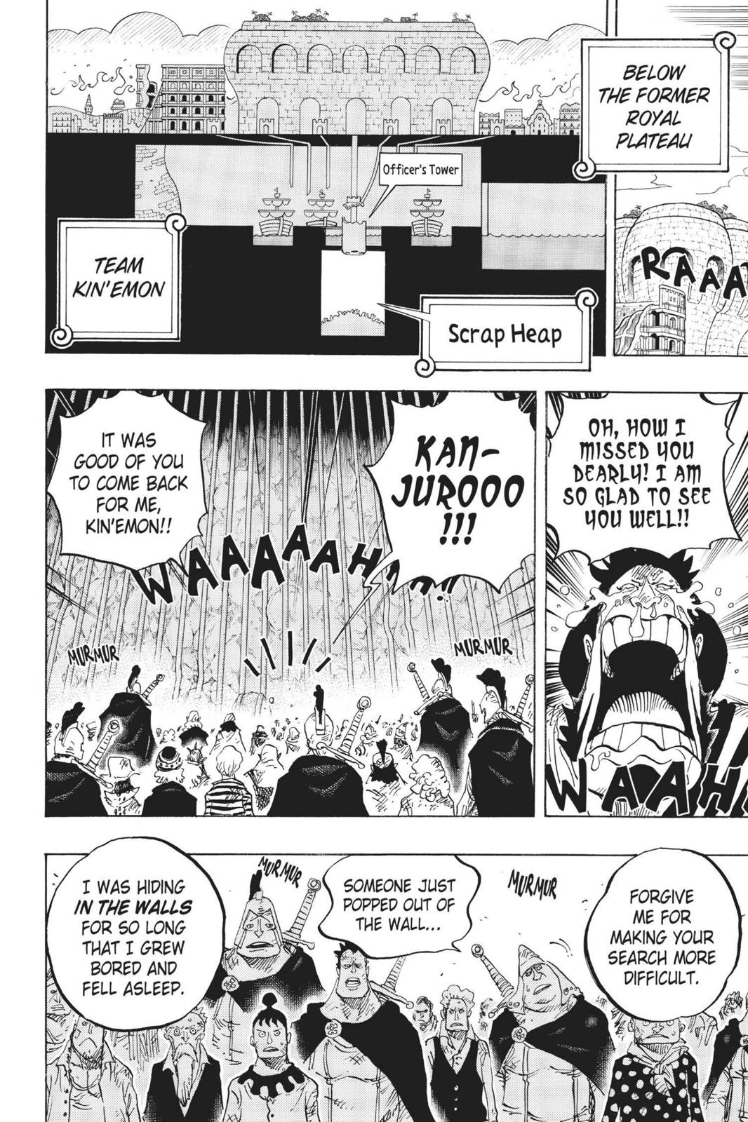 One Piece Chapter 754 Page 2