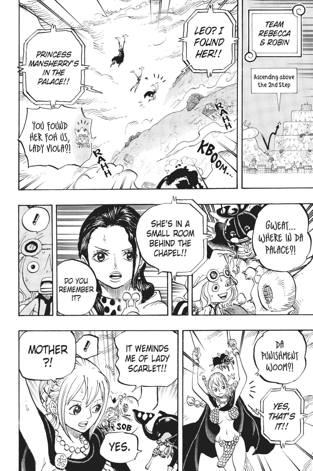 One Piece Chapter 756 Page 6