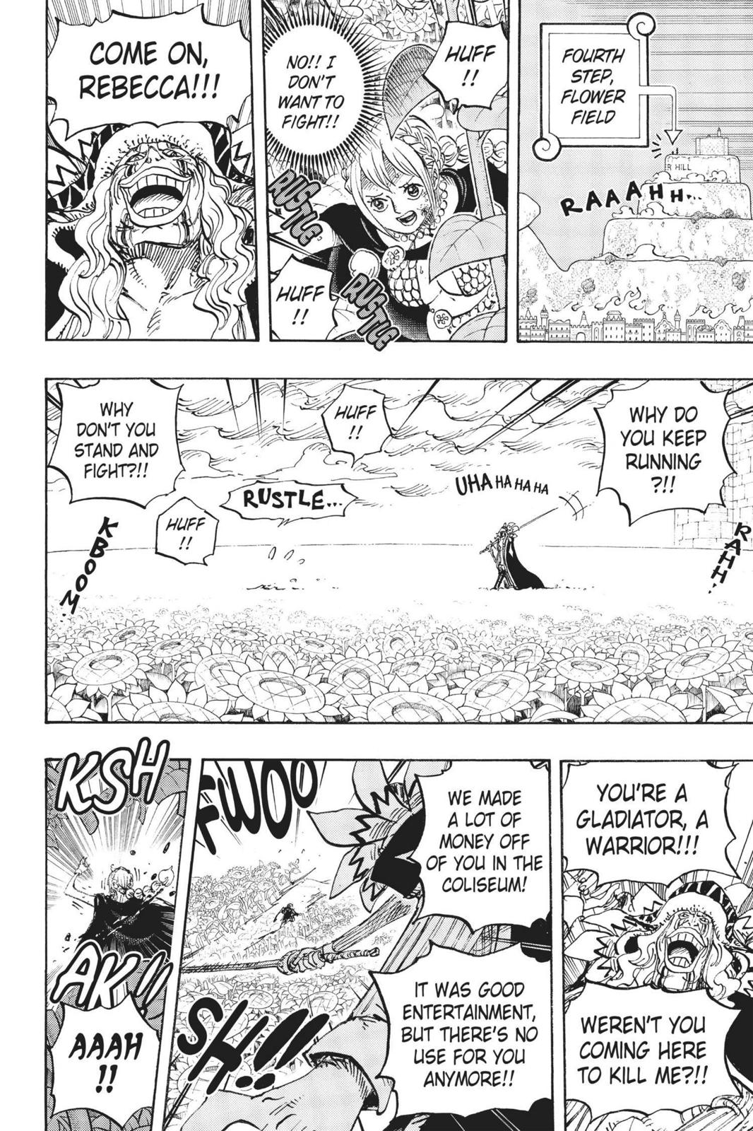 One Piece Chapter 757 Page 11