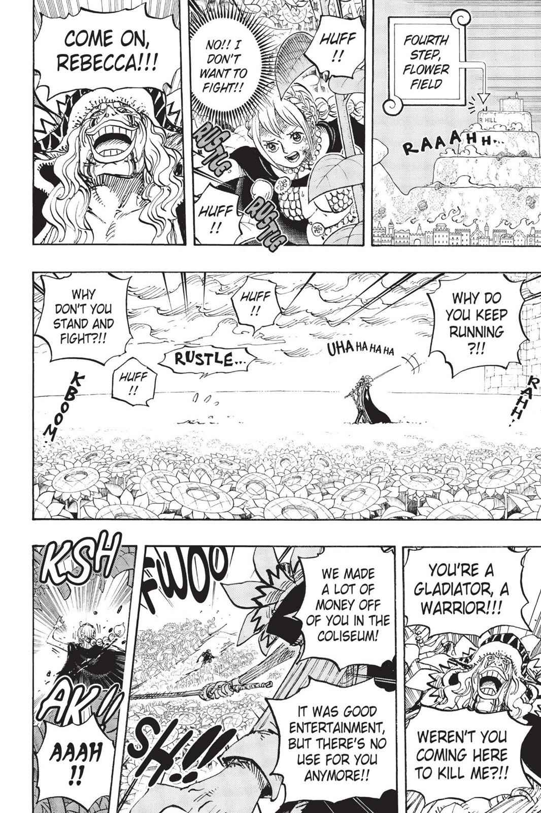 One Piece Chapter 757 Page 12