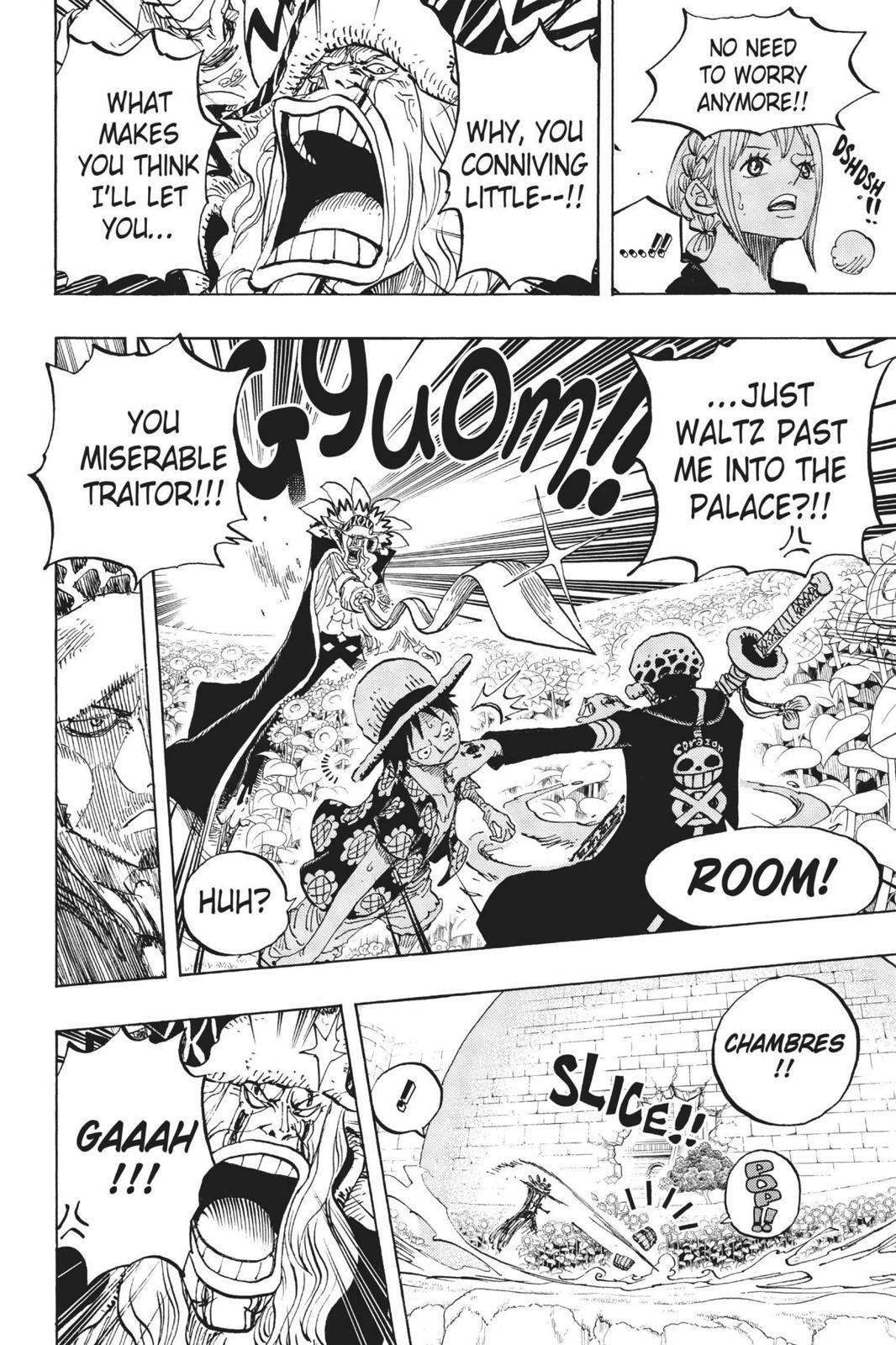 One Piece Chapter 758 Page 4