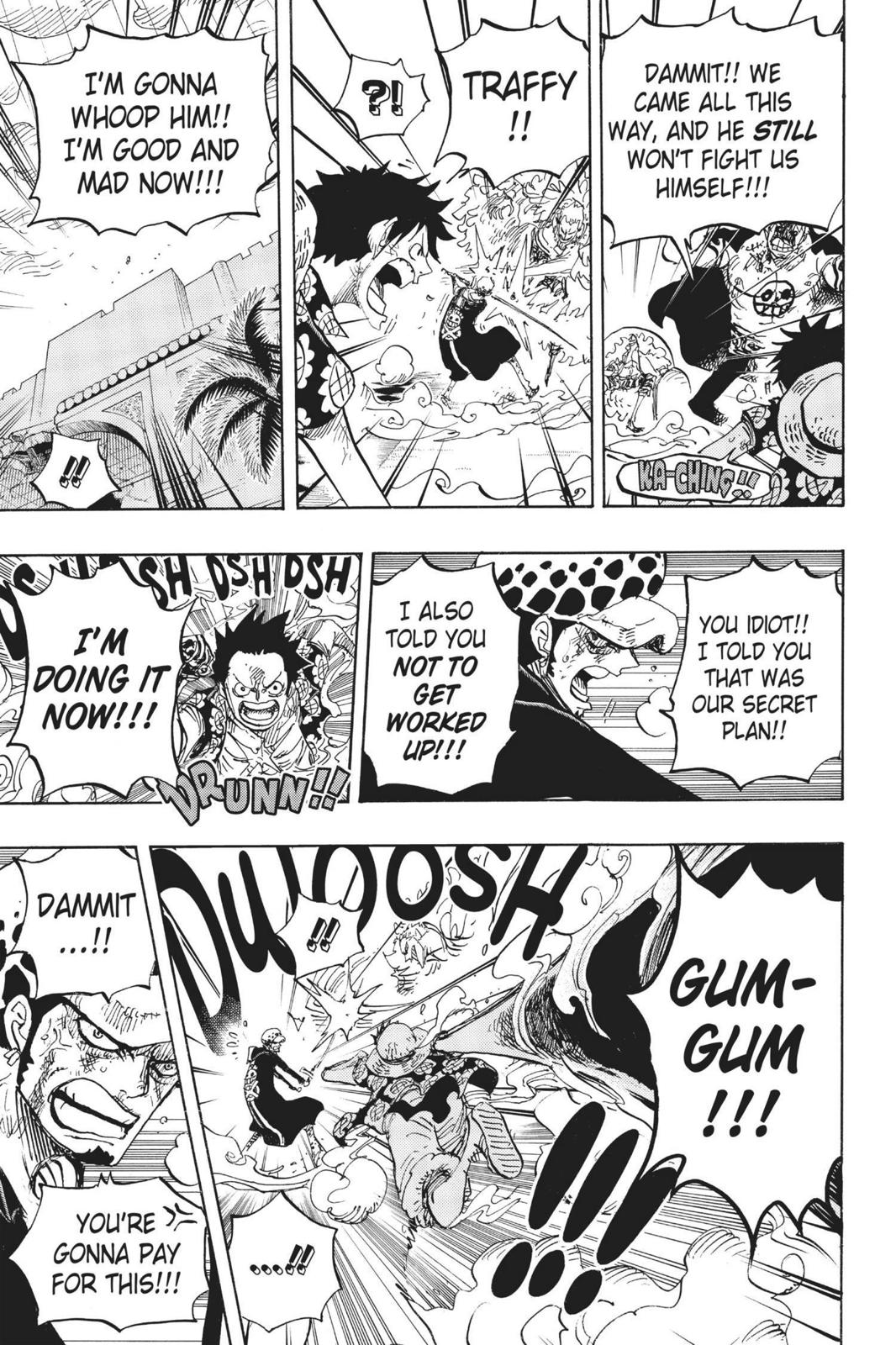One Piece Chapter 759 Page 13