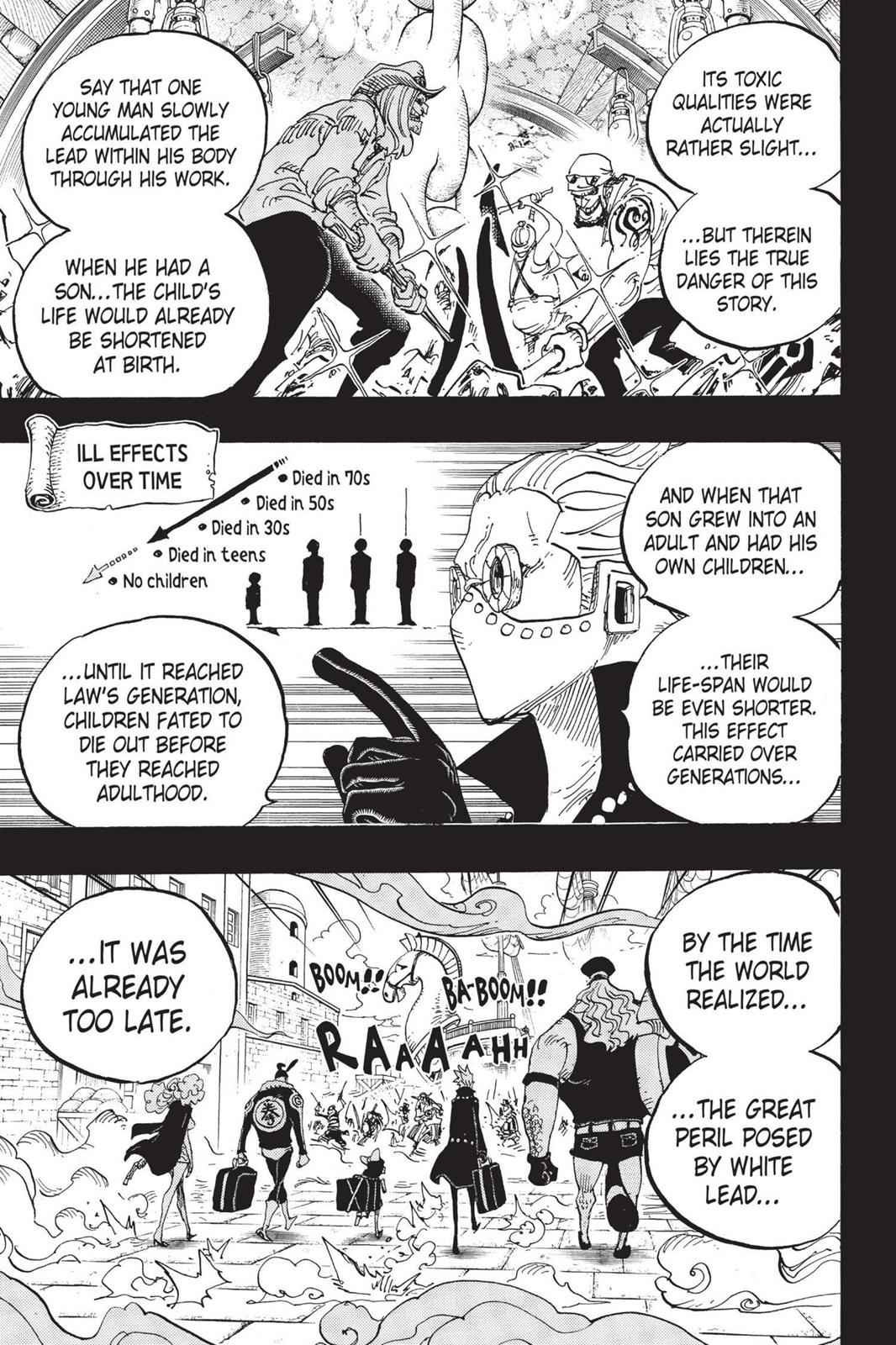 One Piece Chapter 762 Page 9