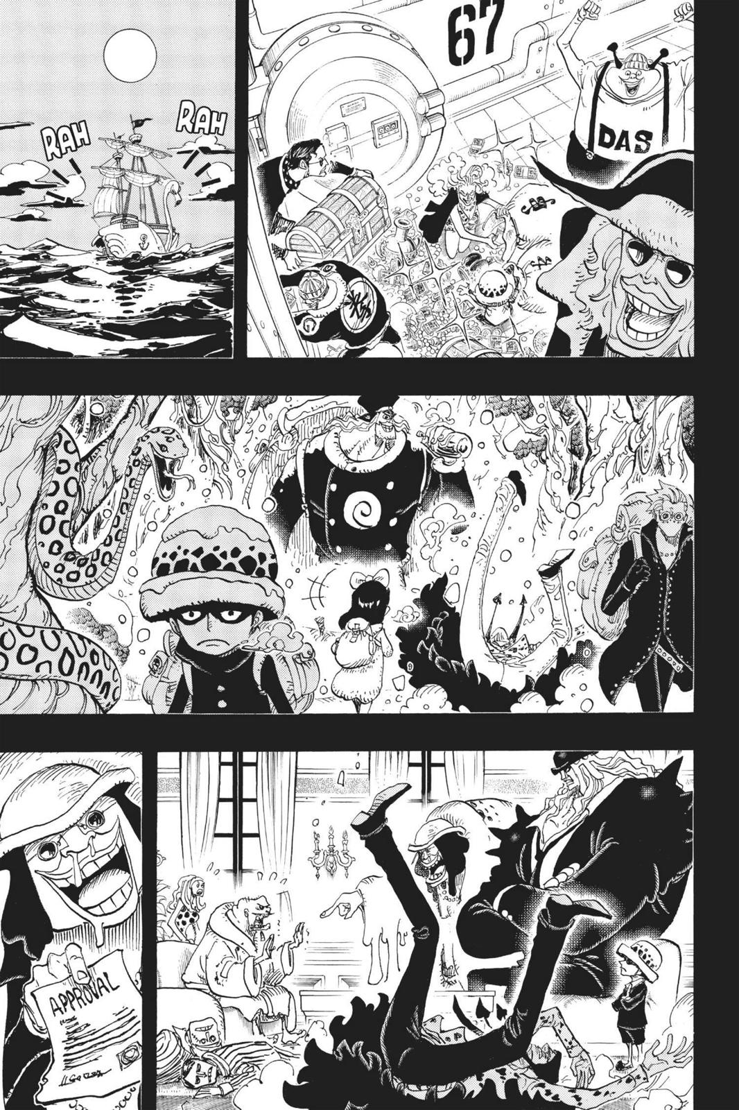 One Piece Chapter 763 Page 13