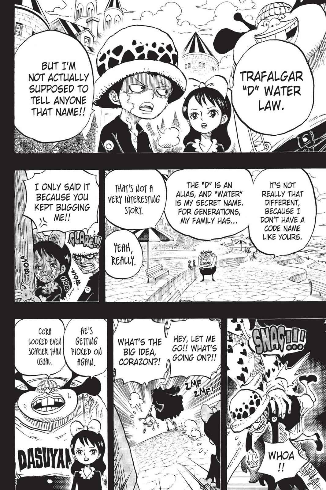 One Piece Chapter 763 Page 16